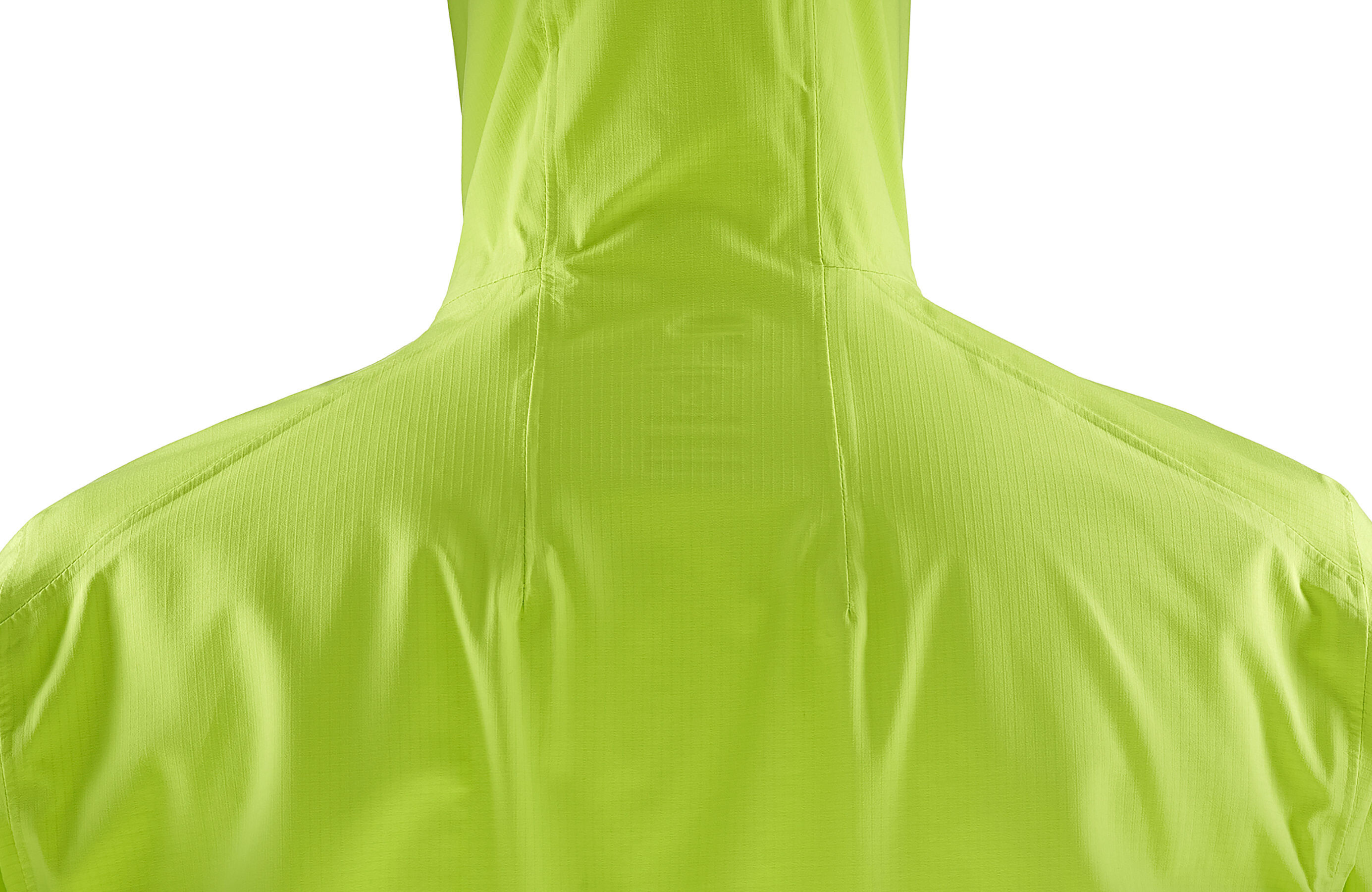 6a3ecfc1232 Salomon X Alp 3L Jas Heren groen l Online bij outdoor shop campz.nl
